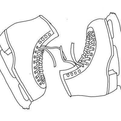 ice skates_sketch
